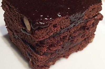 巧克力布朗尼「进化」
