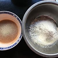 菠菜小花馒头#柏翠辅食节-辅食添加#的做法图解3