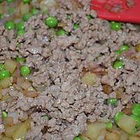 肉末洋葱双豆焖饭的做法图解11