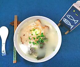 鲫鱼豆腐汤,每周一次提高免疫力的做法