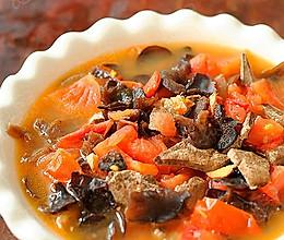 西红柿猪肝汤的做法