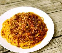 肉酱意大利面—在家做出饭店的味道的做法