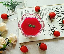 番茄火龙果汁#花10分钟,做一道菜!#的做法