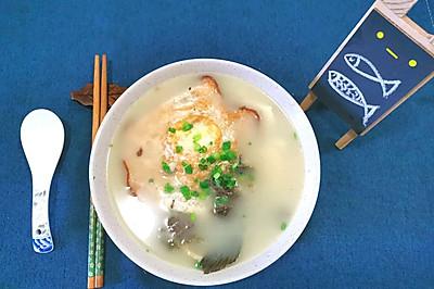 鲫鱼豆腐汤,每周一次提高免疫力