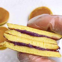 紫薯版铜锣烧的做法图解7