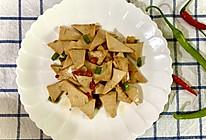 千叶豆腐这么炒,比肉还香的做法
