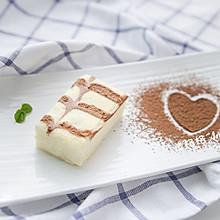 酸奶乳酪千叶纹蛋糕