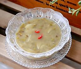 夏日必备 清热去火的百合绿豆汤的做法