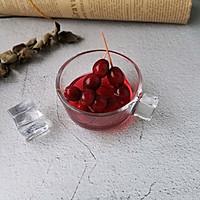 """#""""莓""""好春光日志#蔓越莓鸡尾酒的做法图解1"""
