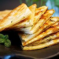一吃就上瘾的葱油脆酥饼#香雪奥运#的做法图解10