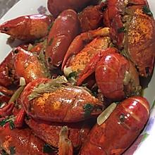五香红烧龙虾