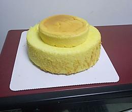 6寸蛋糕胚子的做法