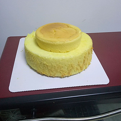 6寸蛋糕胚子