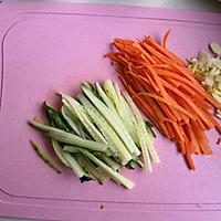 #麦子厨房#美食锅之泰式海鲜粉丝沙拉的做法图解2