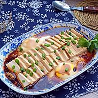 鸡蛋蒸豆腐#嘉宝笑容厨房#的做法图解20