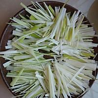 京酱肉丝的做法图解2