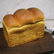 低油低糖全麦红糖提子面包