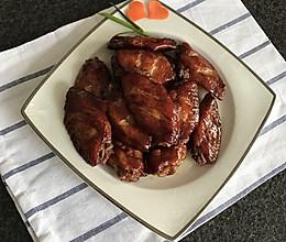 烤鸡翅--叉烧酱版的做法