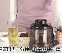 补脾茶饮的做法
