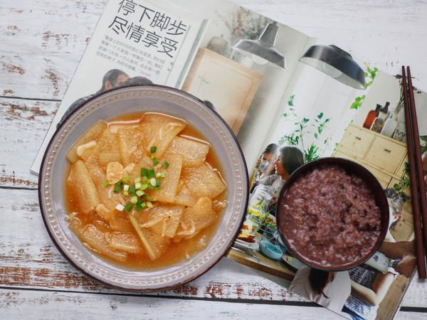 虾米冬瓜的做法