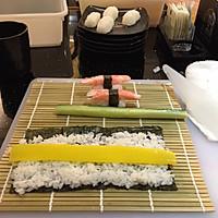 小卷,手握寿司,军舰寿司的做法图解1