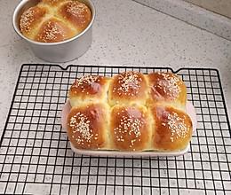 蜂蜜面包的做法