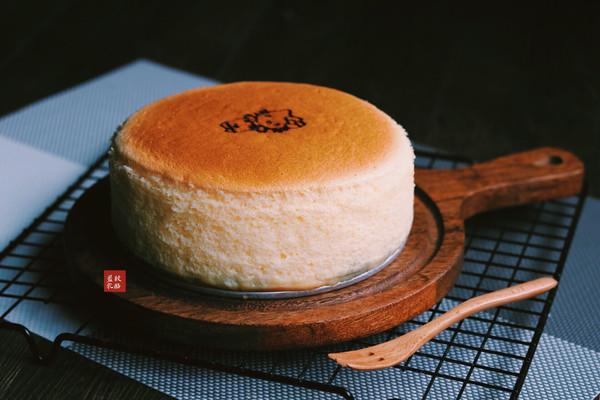 日式蓝莓乳酪蛋糕的做法