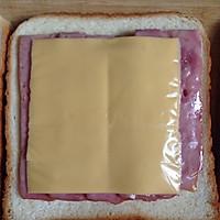 快手早餐三明治的做法图解5
