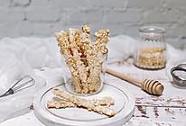 燕麦杏仁蛋白棒的做法