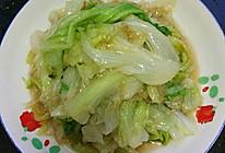蚝油西生菜的做法