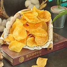 自制炸薯片