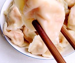 猪肉虾仁胡萝卜饺子的做法