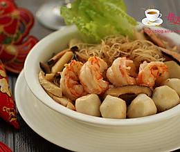 台式新竹炒米粉 的做法