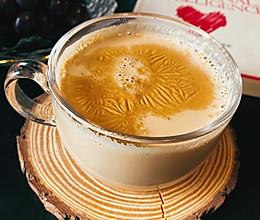 自制焦糖奶茶的做法