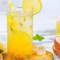 夏日蜂蜜水果冷泡茶的做法图解6