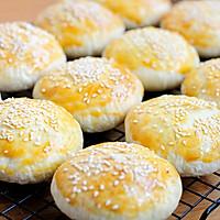 红豆沙千层酥 国庆中秋双节伴手礼不只有月饼 没蛋黄的蛋黄酥的做法图解26