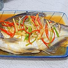 清蒸鳊鱼#肉食者联盟#