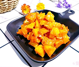 #换着花样吃早餐#甜蜜春日【拔丝红薯】的做法