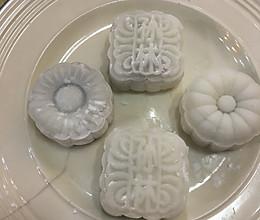 豆沙冰皮月饼的做法