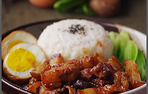 台式卤肉饭——忙并快乐着(决定卤肉饭味道的红葱酥怎么做的做法