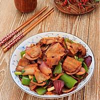 经典川味家常菜【回锅肉】的做法图解11