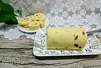 南瓜提子蛋糕卷的做法