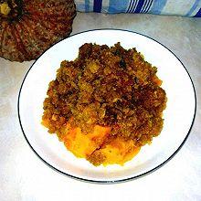 #巨下饭的家常菜#南瓜粉蒸排骨