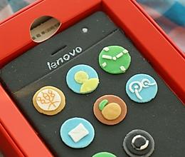 翻糖手机联想S2005的做法