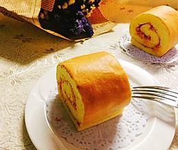非常适合新手尝试的——肉松蛋糕卷的做法