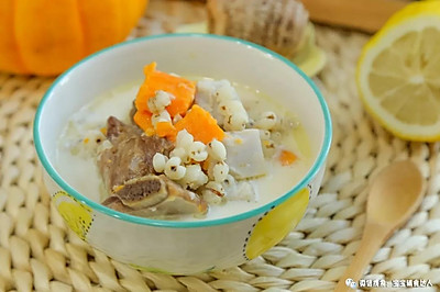 芋头排骨煲 宝宝辅食食谱