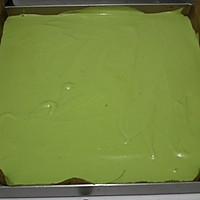 菠菜蛋糕卷#美的烤箱食谱#的做法图解12