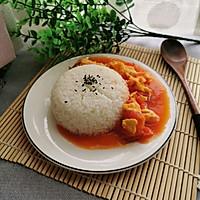 #一人一道拿手菜#西红柿炒鸡蛋的做法图解11