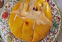 #换着花样吃早餐#爆浆芝士香蕉饼的做法