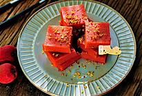 零失败的美容开胃消食小零食——桂花山楂糕的做法